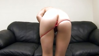 Really erect donger is slamming this anal hole from behind