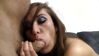 Hotie babe is filming herself getting hammered