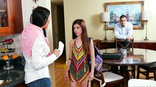 Flunking Step Daughter Gets A Golden Rachel Starr