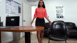 How to sexually harass your secretary properly